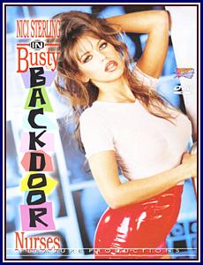 Busty Backdoor Nurses Porn DVD