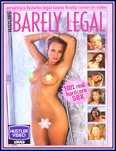 Barely Legal Porn DVD