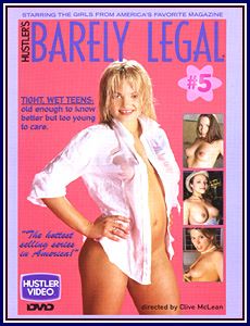 Barely Legal 5 Porn DVD