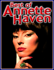 Best of Annette Haven Porn DVD