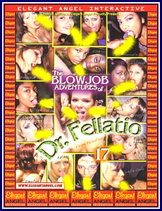 Blowjob Adventures of Dr Fellatio 17 Porn DVD