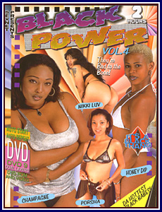 Black Power 4 Porn DVD