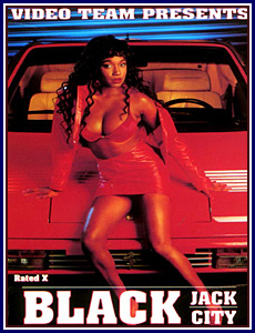 Black Jack City Porn DVD