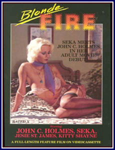 Blonde Fire Porn DVD