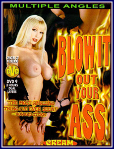 blow it out your ass porn