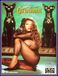 Curse of the Catwoman Porn DVD