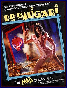 Dr Caligari Porn DVD