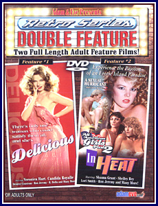 Retro Series Delicious - All American Girls In Heat 2 Porn DVD