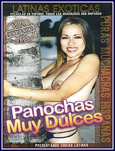 Latinas Exoticas Panochas Dulces Porn DVD
