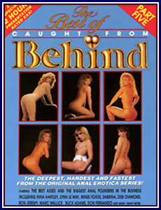 Best of Caught From Behind 5 Porn DVD
