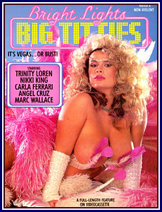 Bright Lights Big Titties Porn DVD