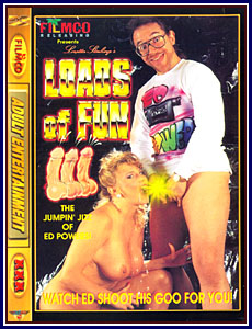 Loads of Fun 3 Porn DVD