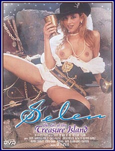 Selen The Girl of the Treasure Island Porn DVD