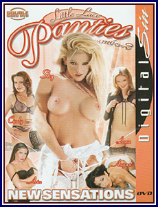 Little Lace Panties 2 Porn DVD