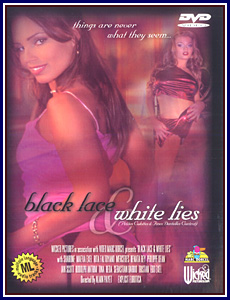 Black Lace and White Lies Porn DVD
