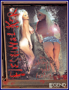 Flesh Walker Porn DVD