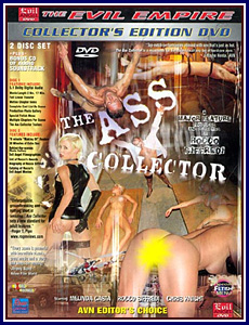Ass Collector Porn DVD