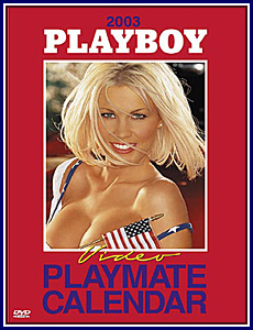 2003 Video Playmate Calendar Porn DVD