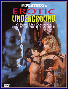Erotic Underground Porn DVD