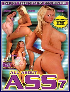 All About Ass 7 Porn DVD