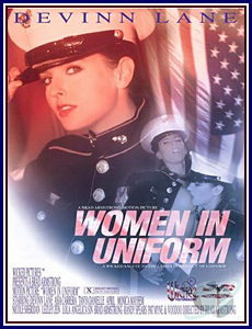 Women in Uniform Porn DVD