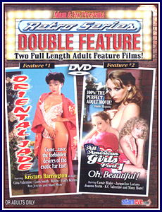 Retro Series Oriental Jade - All American Girls Porn DVD