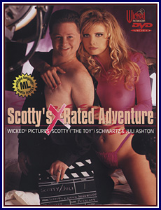 Scotty's X-Rated Adventure Porn DVD