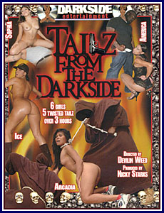 Tailz From The Darkside Porn DVD