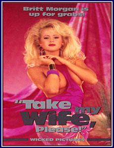 Take My Wife Please Porn DVD