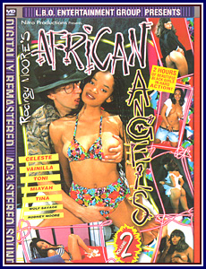 African Angels 2 Porn DVD