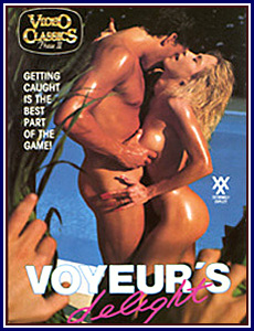 Voyeur's Delight Porn DVD