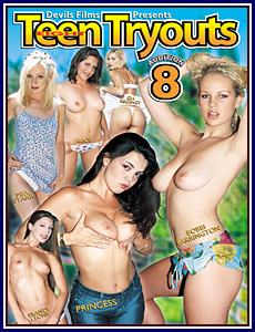 Teen Tryouts Audition 8 Porn DVD