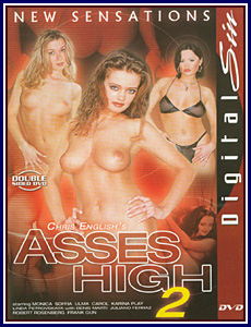 Asses High 2 Box Cover Art.