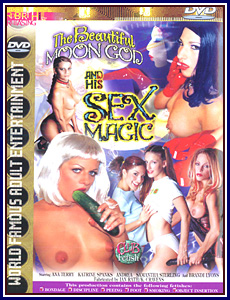 Beautiful Moon God and His Sex Magic Porn DVD