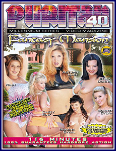 Puritan Video Magazine 40 Porn DVD