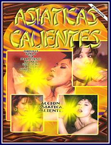 Asiaticas Calientes Porn DVD