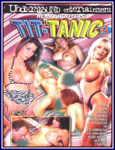 Tit Tanic 4 Porn DVD