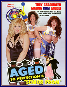 Aged to Perfection 8 Porn DVD