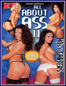 All About Ass 11 Porn DVD