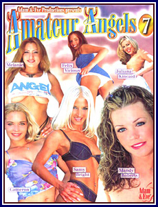 Amateur Angels 7 Porn DVD