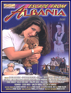 Escape From Albania Porn DVD