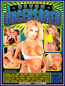Uncensored Devon Porn DVD