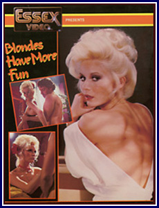 Blondes Have More Fun Porn DVD