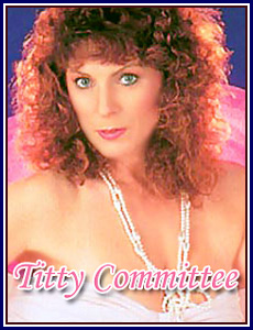 Titty Committee Porn DVD