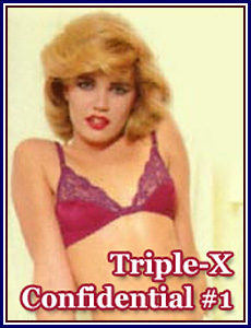 Triple-X Confidential Porn DVD