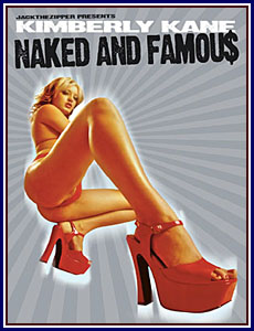 Naked and Famous Porn DVD