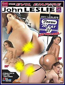 Fresh Meat 21 Porn DVD