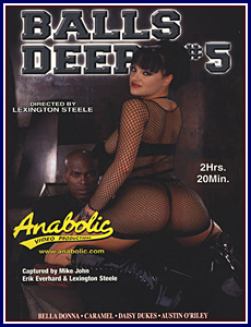 Balls Deep 5 Porn DVD