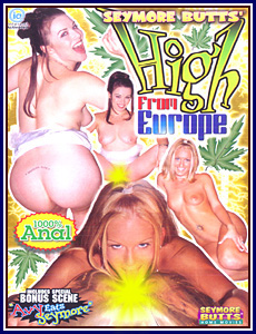 Seymore Butts High From Europe Porn DVD