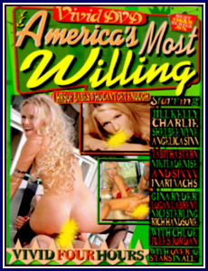 America's Most Willing Porn DVD